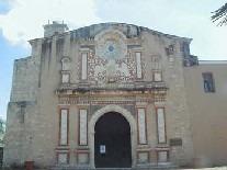 ex-convento de los dominicos, Santo Domingo